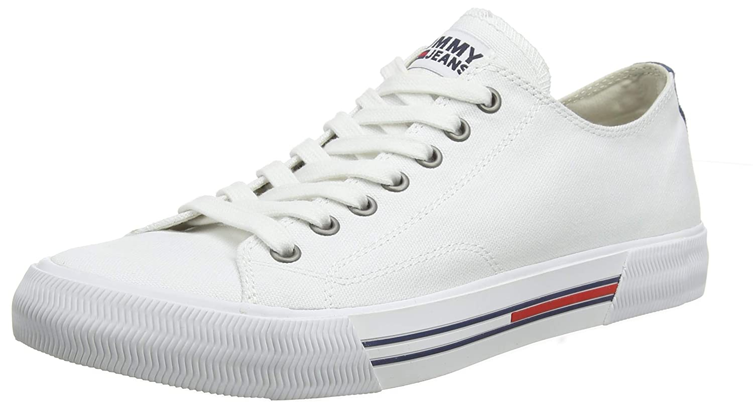 Tommy Hilfiger Classic Tommy Jeans Sneaker Zapatillas para Hombre