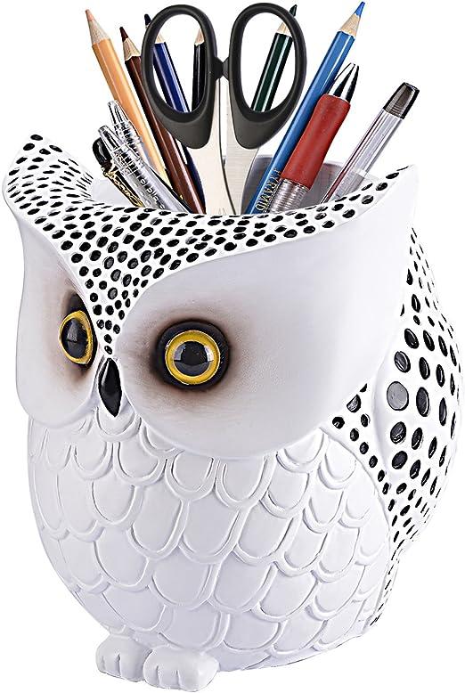 Owl Pen Holder