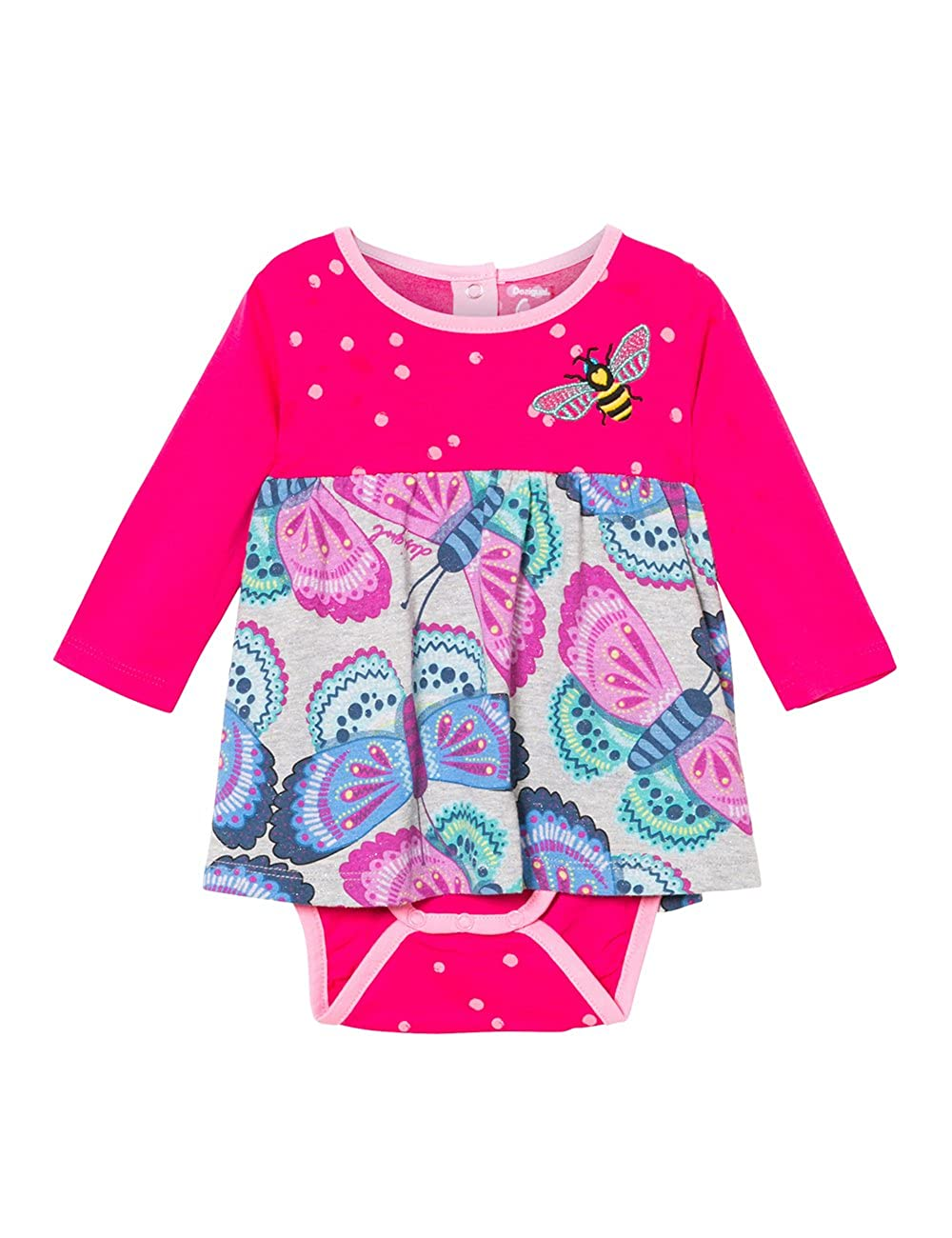 Desigual Vest_Carlota, Vestido para Bebés