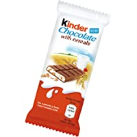 Kinder Snack de Chocolate con Cereales - 24 gr