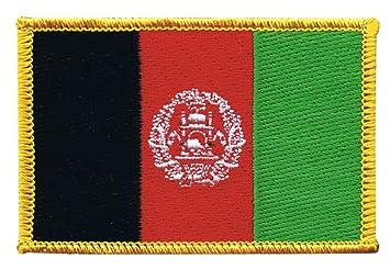 Flaggen Aufnaher Afghanistan Fahne Patch Gratis Aufkleber