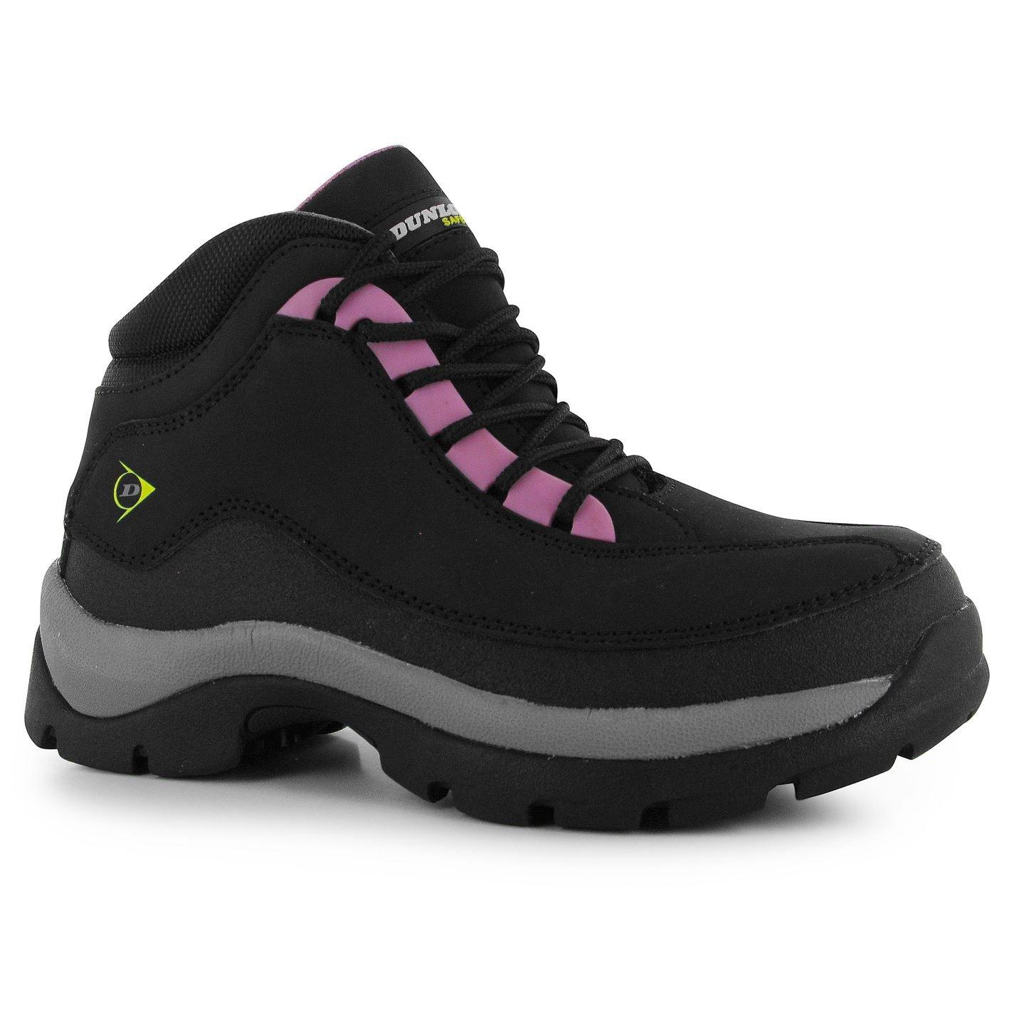 Dunlop Safe Hike Mujer Senderismo Botas de senderismo Botas Botas de seguridad: Amazon.es: Zapatos y complementos