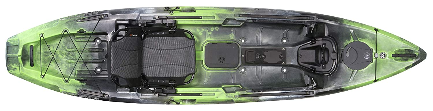 Wilderness Systems Radar 115 Sit on Top Fishing Kayak Premium Angler Kayak 11 6