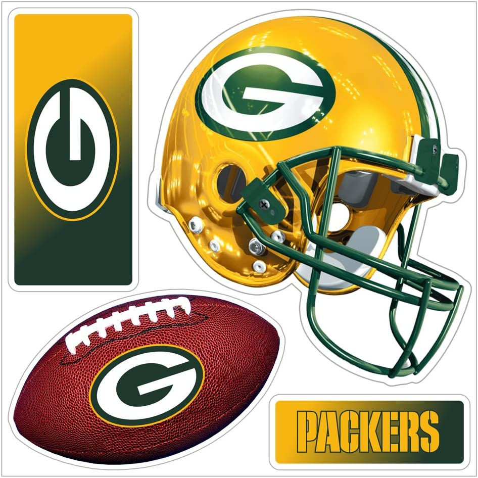 NFL Green Bay Packers Multi-Magnet