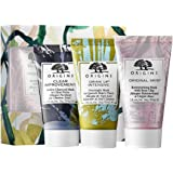 Origins Clear, Hydrate & Control set of 3 Facial Mask
