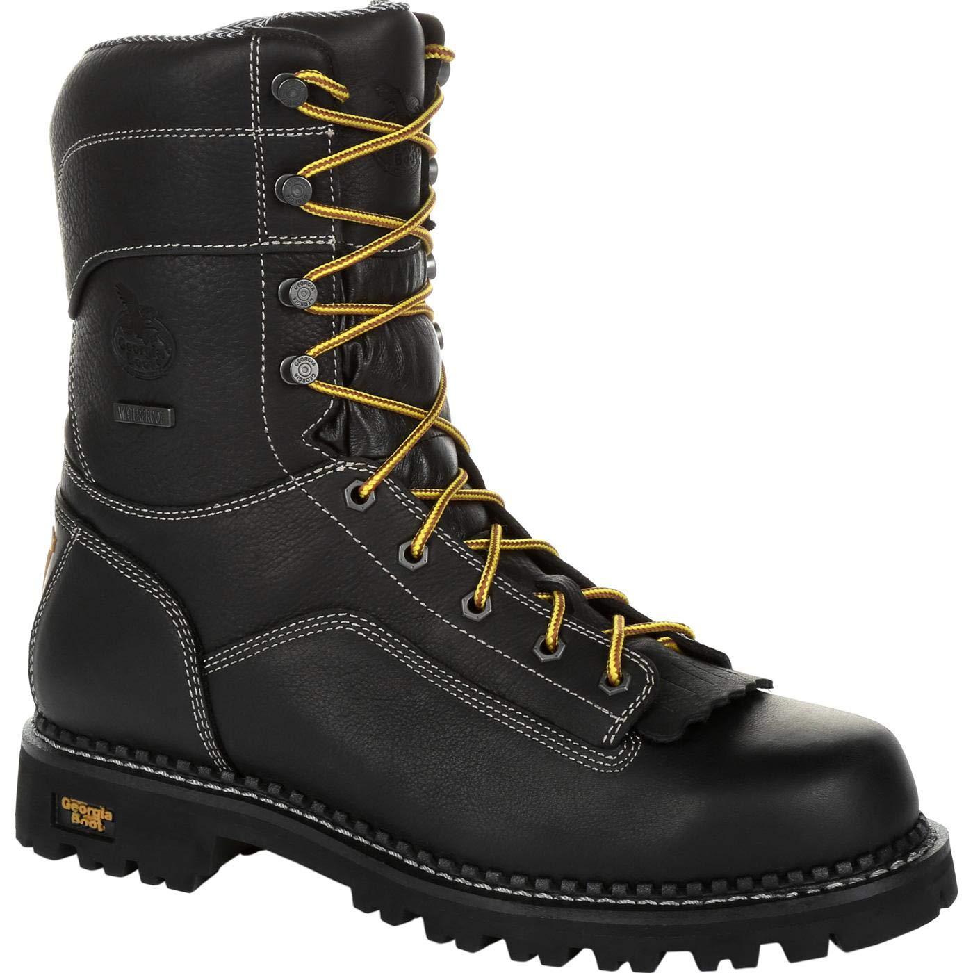 - ROC Men BLK 9  Work - Footwear  Men's Footwear  Men's Work Boots shoes
