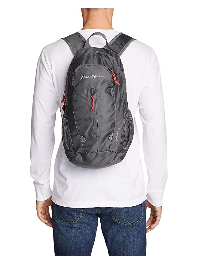 Amazon.com  Eddie Bauer Unisex-Adult Stowaway Packable 20L Daypack ... 7a6a484201ee5