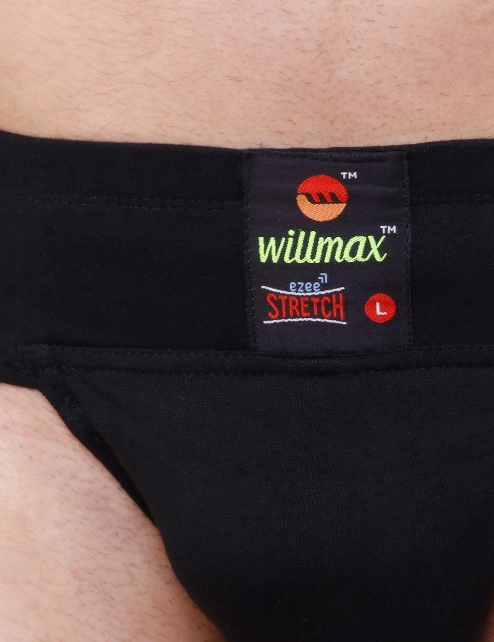 Pack of 1 KD Willmax Gym Cotton Supporter Back Covered
