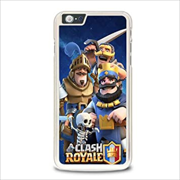 coque iphone 6 clash royale