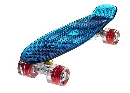 Ridge Skateboards Blaze Mini Cruiser - Skateboard, Talla 22-