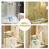 SENCOL Updated Bathtub Mat for Shower Nonskid