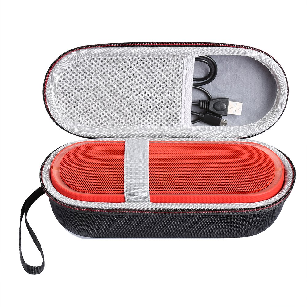 LuckyNV Portable Travel EVA Carrying Bag Travel Box Case for Sony XB20/Sony SRS XB20/Sony SRS-XB20 Bluetooth Wireless Speaker