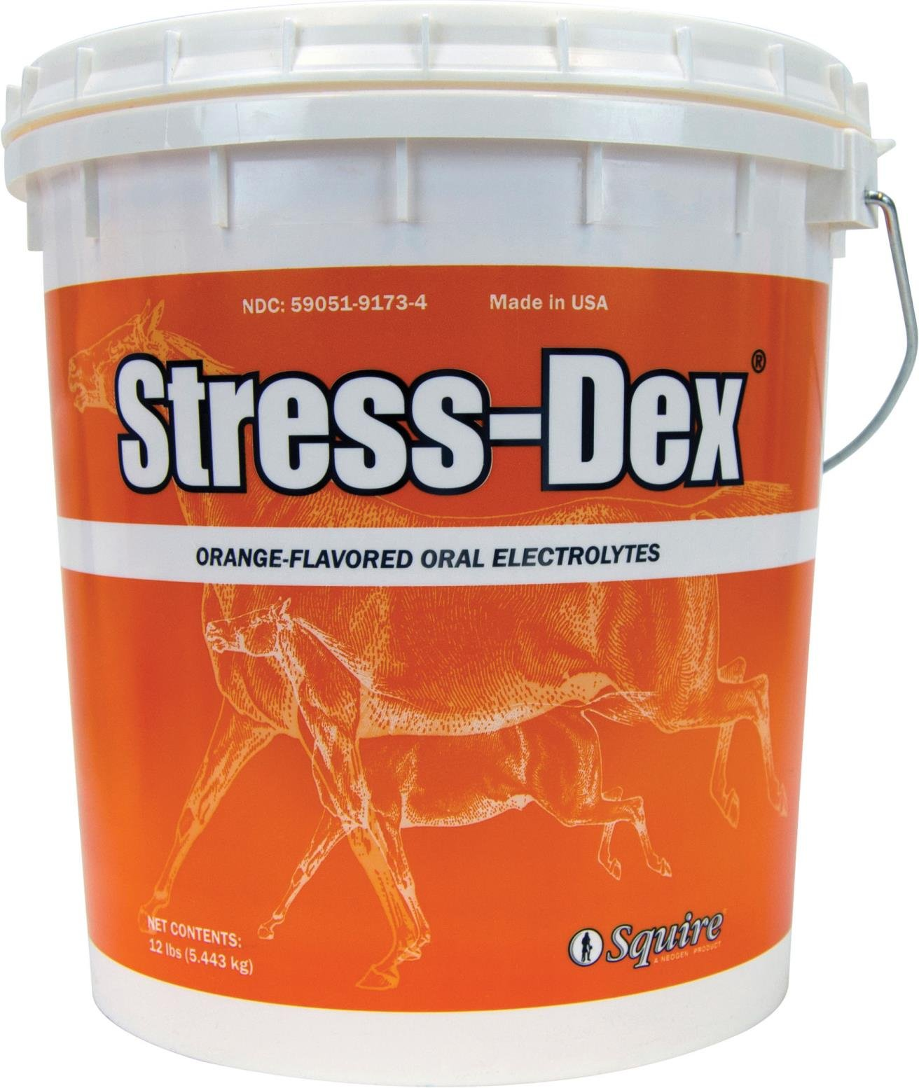 DPD Squire Stress-DEX Oral Electrolyte for Horses - 12 Pound
