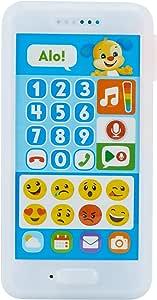 Fisher Price Eğlen & Öğren İnteraktif Akıllı Telefon (Türkçe), Emojili FPR25