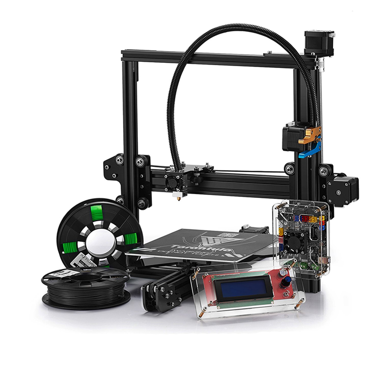 Tevo Tarántula I3 aluminio extrusiones 3D kit impresora + ...