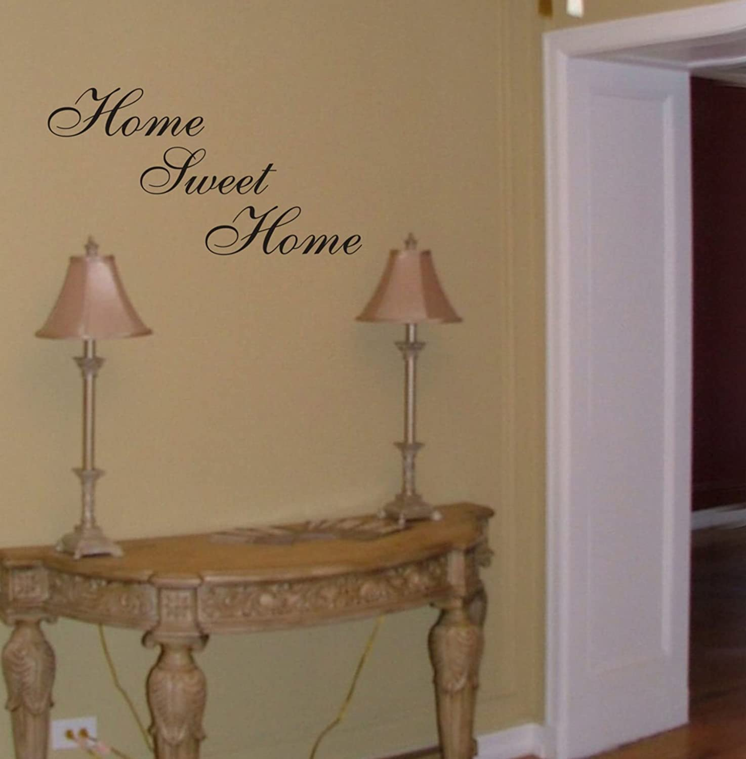 Wall stickers home sweet home - Wall Stickers Home Sweet Home 34