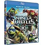 Tartarughe Ninja 2: Fuori dall'Ombra (Blu-Ray 3D + Blu-Ray);Teenage Mutant Ninja Turtles - Out Of The Shadows