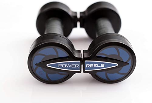 POWER REELS Amazon s 1 Best Portable Fitness Product The Best, Most Effective Resistance Exercise Product. Home Gym Workout Abs, Core, Arms, Legs, Chest, Back, Shoulders.