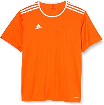 TALLA XXL. adidas Entrada 18 JSY Teamtrikot Camiseta Niños