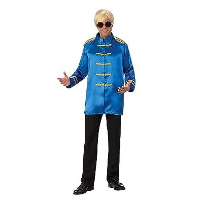Bristol Novelty AC413B SGT Pepper Budget Jacket, Blue, 42-44-Inch: Toys & Games