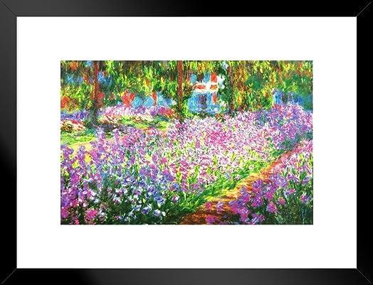 Poster Foundry Claude Monet Irise