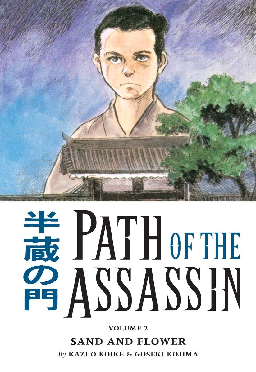 Path Of the Assassin, Vol. 2: Sand And Flower (v. 2) ebook