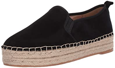 33b41b6d5ffaf Sam Edelman Women s Carrin Moccasin Black 6 Wide US