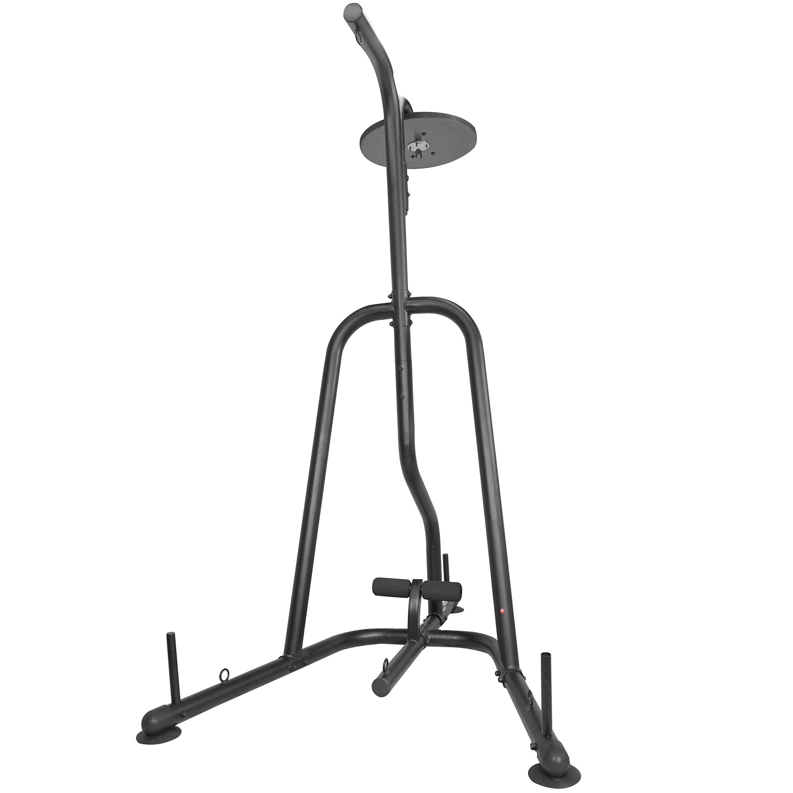 Titan Dual Station Boxing Stand For Speed & Heavy Bag MMA Kick Punching Training by Titan Fitness (Image #3)
