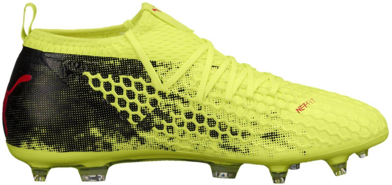 Amazon.com  PUMA Men s Future 18.2 Netfit FG AG Soccer Cleat  Shoes d7411ecd4