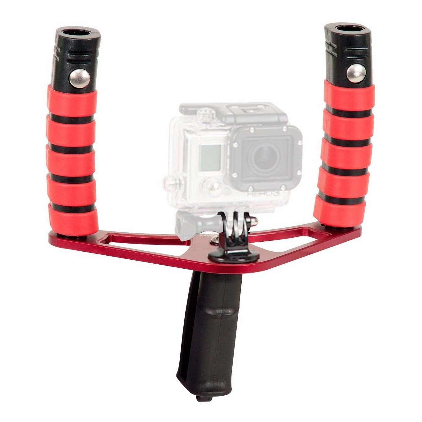 Ikelite 2602.4 Steady Tray for GoPro Kit with Handles by Ikelite
