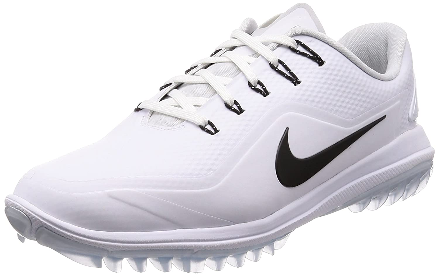 first rate 11558 f87ff Amazon.com  Nike Men s Lunar Control Vapor 2 Golf Shoes White Black 8.5 W   Sports   Outdoors
