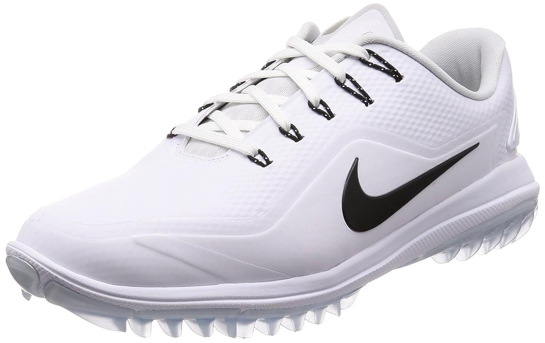 first rate 34017 6ec2a Amazon.com  Nike Men s Lunar Control Vapor 2 Golf Shoes White Black 8.5 W   Sports   Outdoors