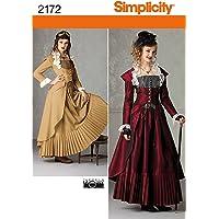 Simplicity 2172 R5 - Patrones de Costura (Disfraces