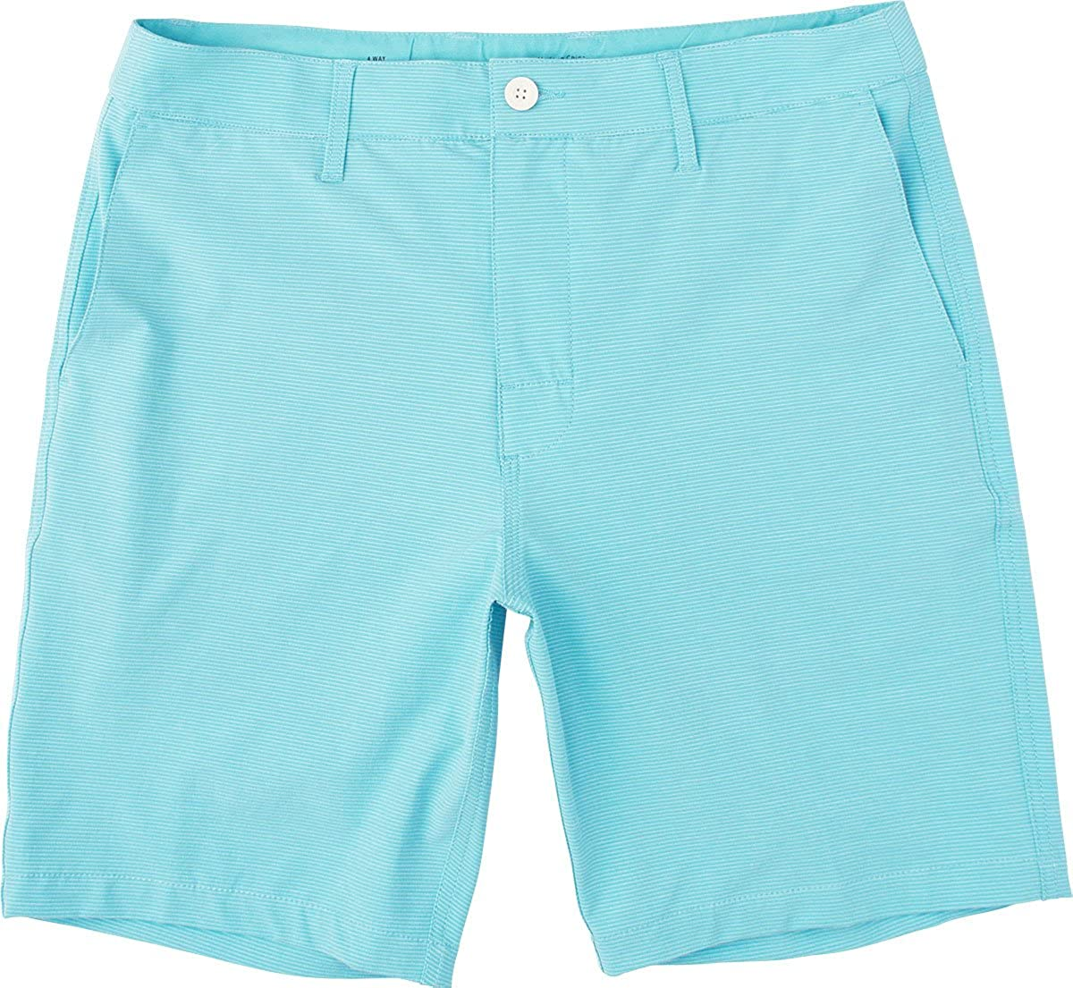 RVCA Mens Feeder Hybrid Short