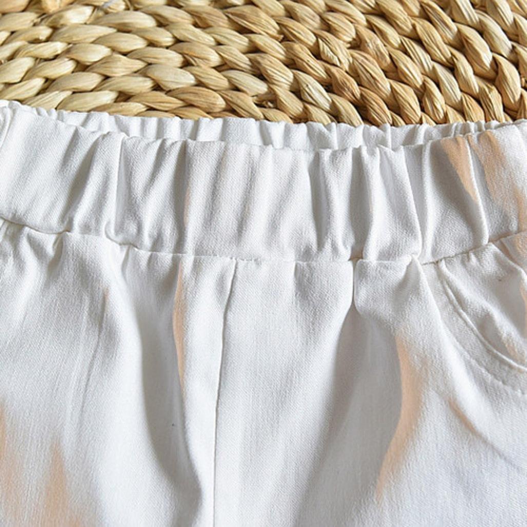 1-2 year Hehem enfants V/êtements Gilet T-shirt Pantalon jaune chapeau de soleil de Lot de 3/pcs Toddler pour b/éb/é fille tenues V/êtements Floral Jupe B/éb/é Fille V/êtements