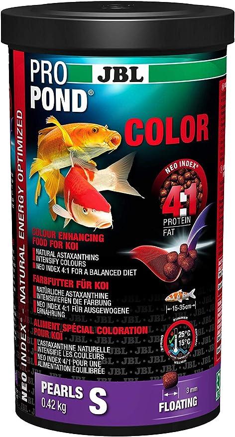 JBL ProPond Color S - Tinte de coloración (3 Unidades, 420 g ...
