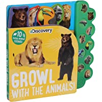 Discovery: Growl with the Animals! (Discovery 10 Nosiy Animal Sounds)