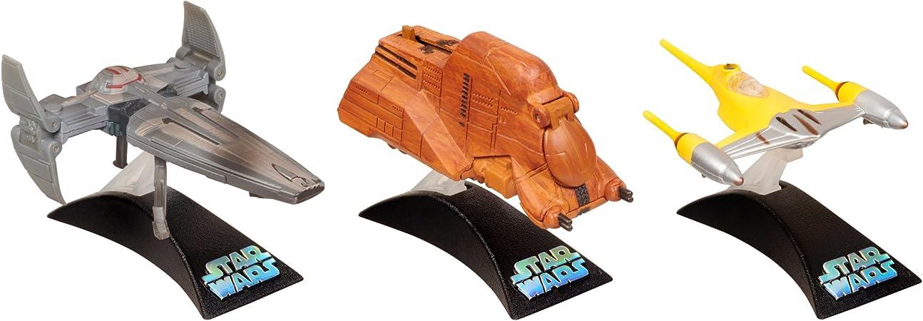 Star Wars Sith Infiltrator Diecast Titanium Series