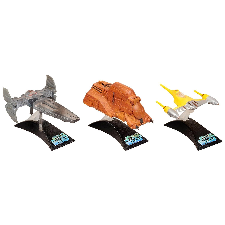 Star Wars Die Cast Cast N-1 Titanium Vehicle - Sith Infiltrator, Infiltrator, Trade Federation MTT, Naboo N-1 Starfighter B006CD3WBI, ネルパラ:8983750b --- ijpba.info