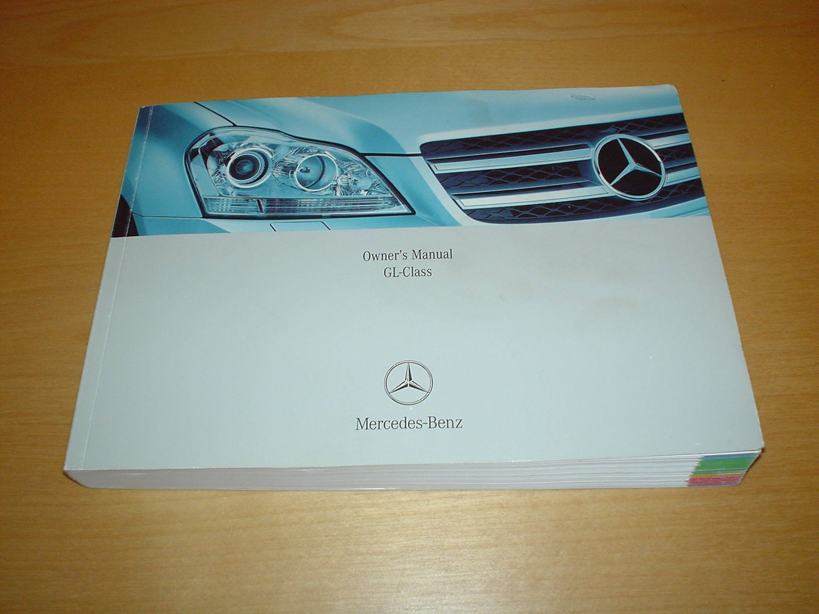 mercedes benz x164 gl class owners manual handbook 2006 2011 rh amazon co uk 12H802 Manual 12H802 Manual