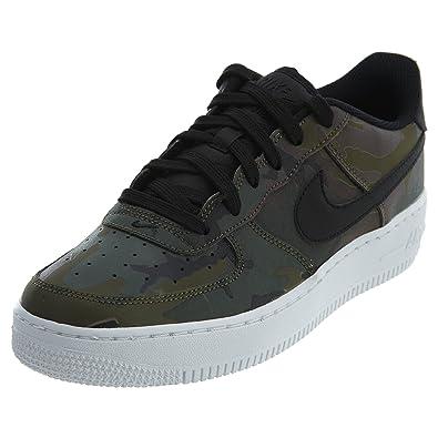 sale retailer 0df8b ef9d8 Amazon.com   Nike Air Force 1 Lv8 Big Kids Style   820438 Big Kids 820438-204  Size 4.5   Basketball