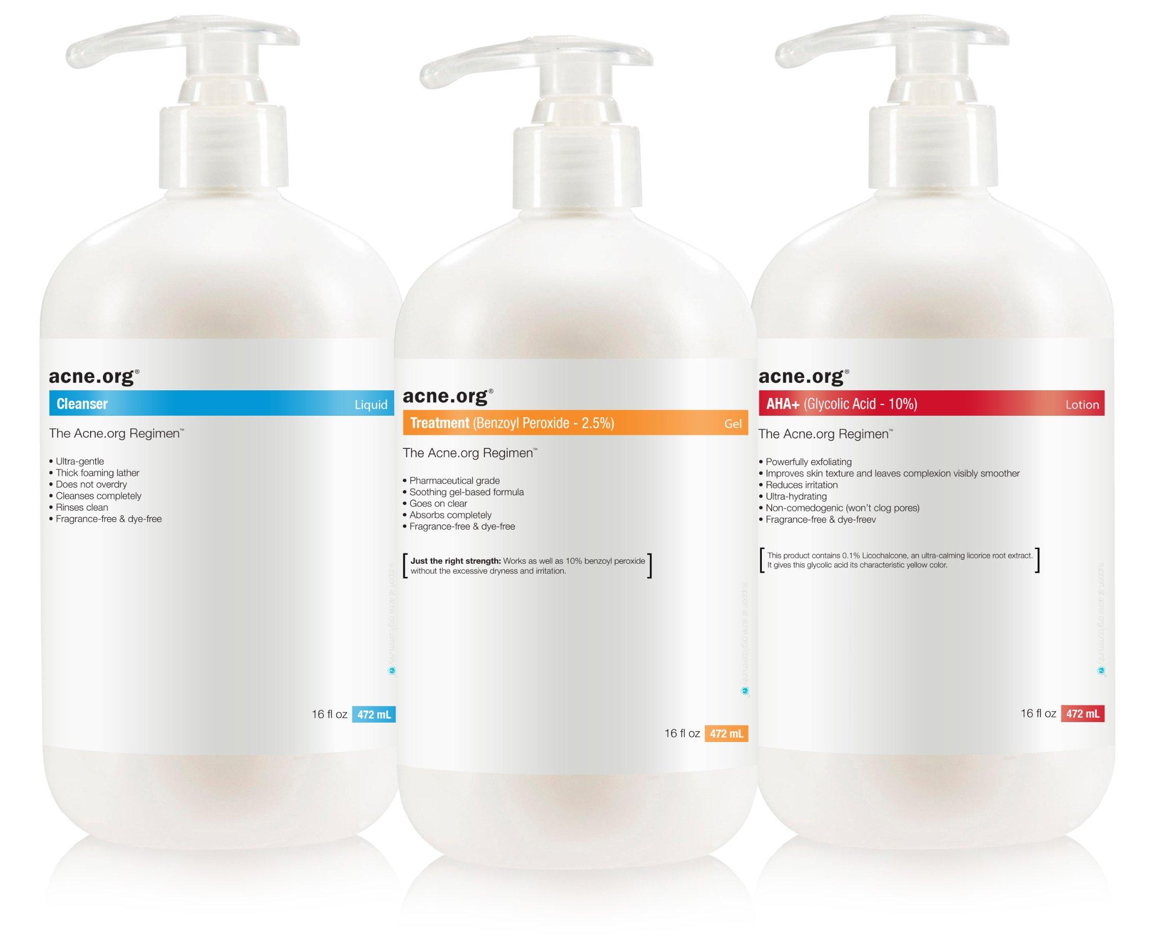 Back/Body Kit with Benzoyl Peroxide
