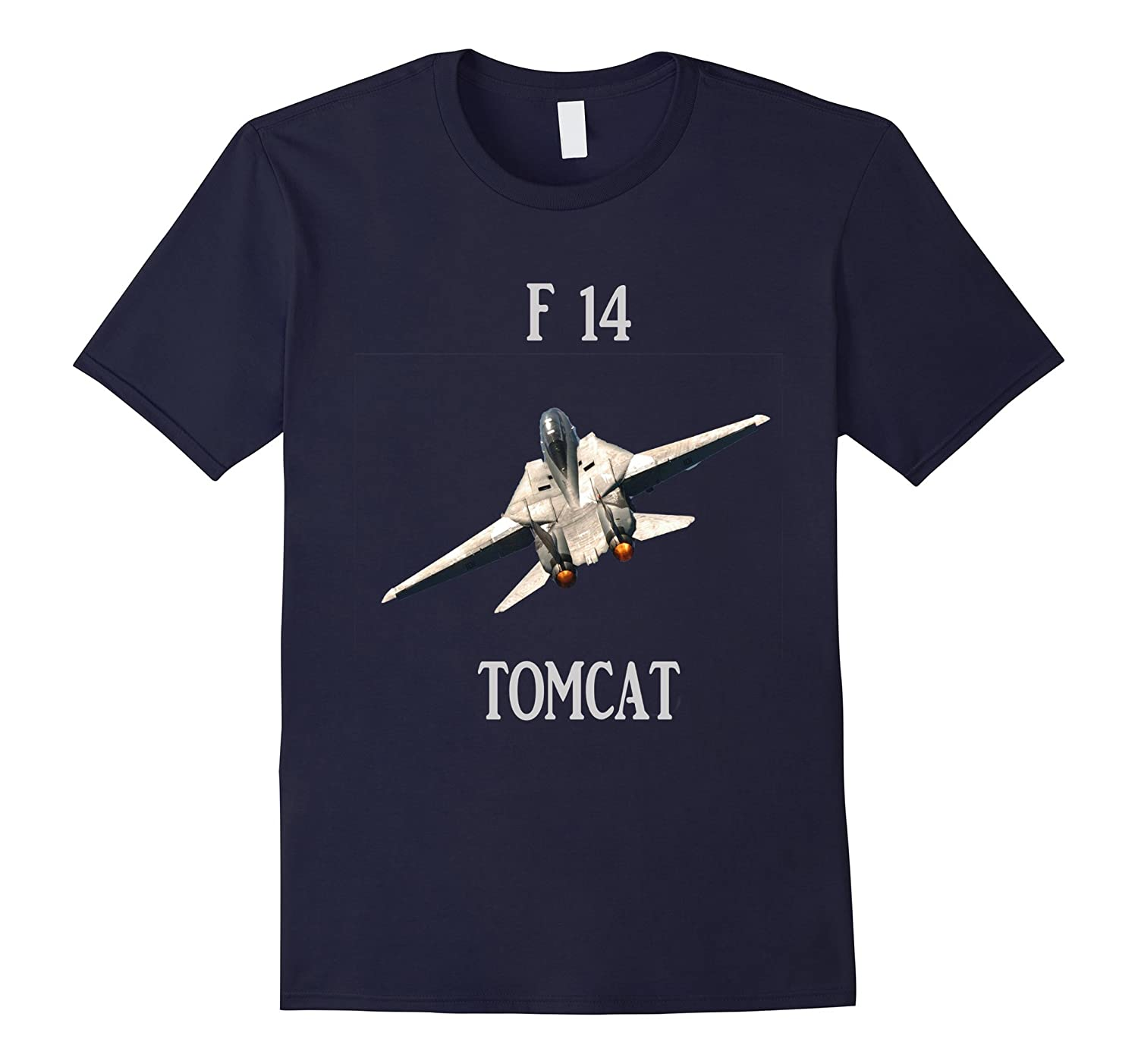 F 14 TOMCAT MILITARY JET AIRPLANE T-SHIRT-Art