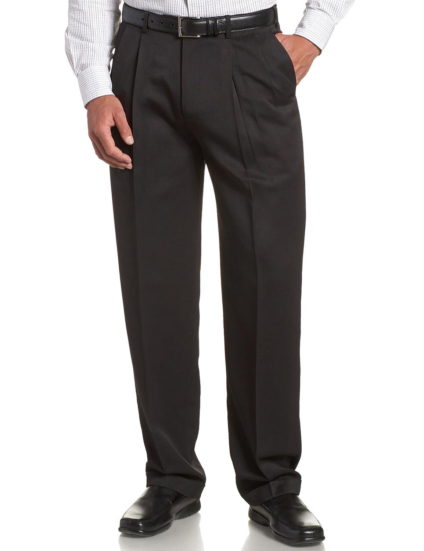 Perry Ellis Men's Portfolio Micro Melange Pant Perry Ellis Men' s Bottoms PG7F018
