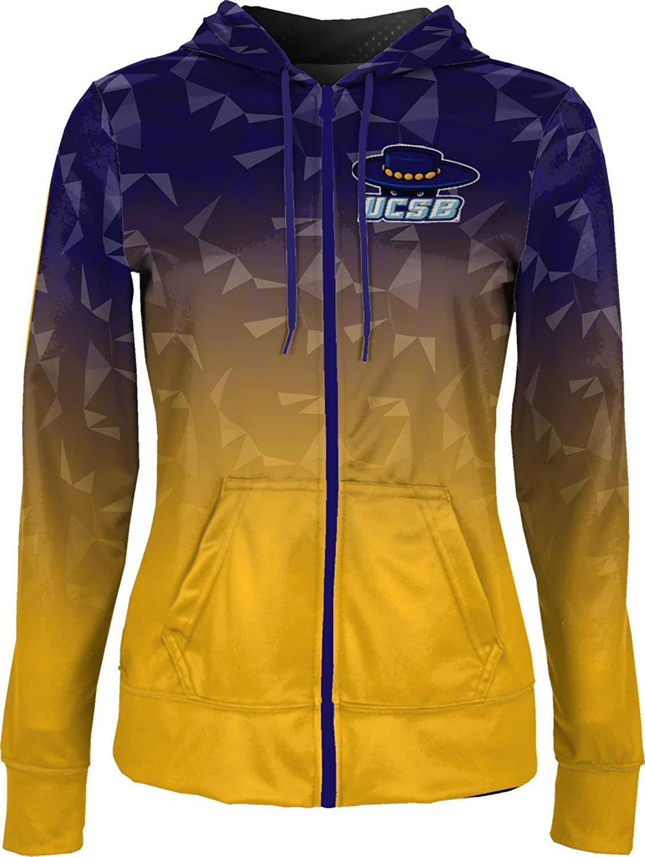 ProSphere University of California Santa Barbara Girls Zipper Hoodie School Spirit Sweatshirt Maya