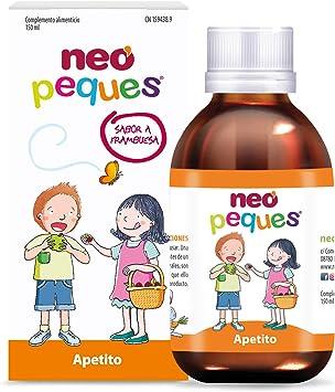 Neo Peques | Jarabe Infantil para Niños Apetito 150 ml | Con ...