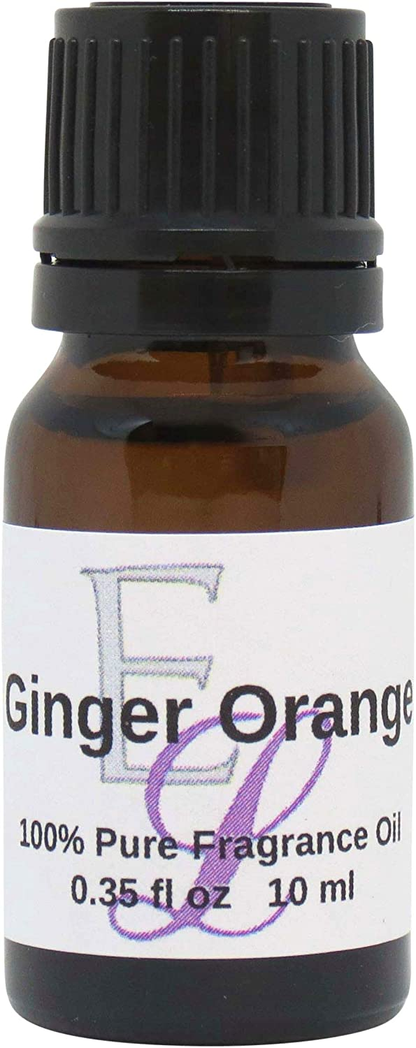 Amazon Com Ginger Orange Fragrance Oil By Eclectic Lady 10 Ml Premium Grade Fragrance Oil Perfect For Aromatherapy Soaps Lotions Slime And Other Bath And Body Products Beauty