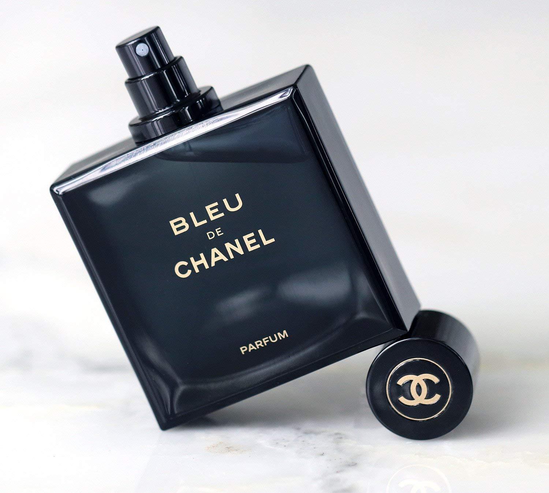 Amazoncom Bleu De C H A N E L Parfum 34 Oz 100 Ml Beauty