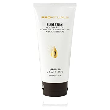 Prorituals Revive Cream with Chia Seed Oil, 6 Ounce