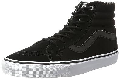 Vans Sk8-Hi Reissue, Chaussures de Running Homme, Noir (Blackreflective), 39 EU